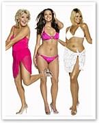 Bikini bodies at every age