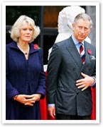 Camilla and Charles shock split!