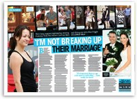 'I'm not breaking up their marriage'