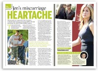 Jen's miscarriage heartache