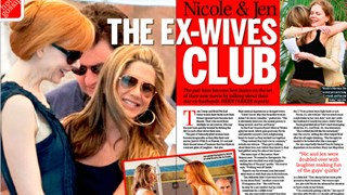 Nicole and Jen: The ex-wives club