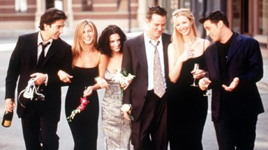 Is a *Friends* onscreen reunion in the works?