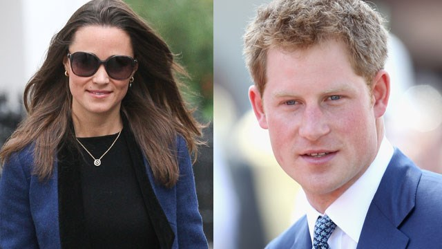 Prince Harry and Pippa Middleton's secret texts