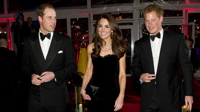 Prince Harry moves in with Wills and Kate