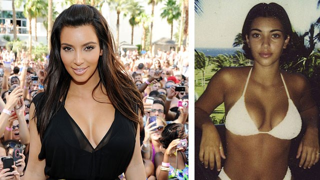 Kim Kardashian given birth control at 14 by mum