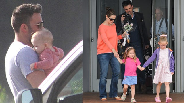 Another baby for Jennifer Garner and Ben Affleck?