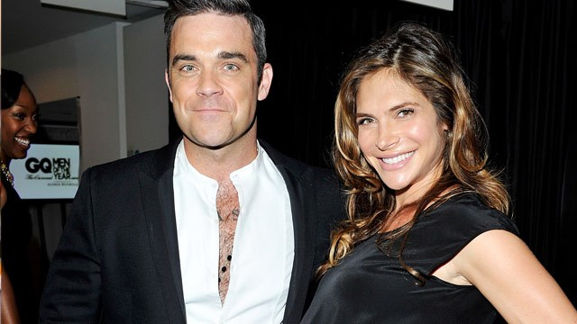 Robbie Williams and Ayda Fields welcome baby girl