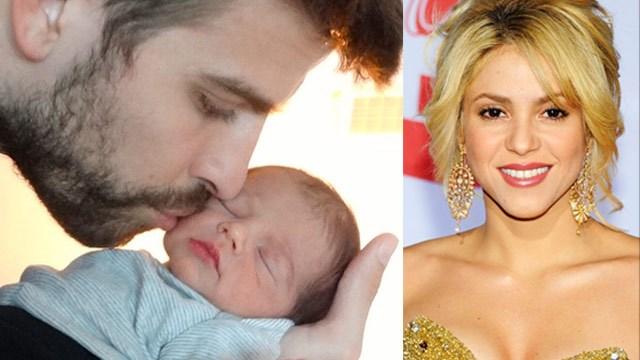 Meet Shakira's son Milan
