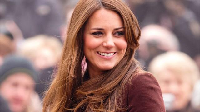 Kate reveals: I'm having a girl!