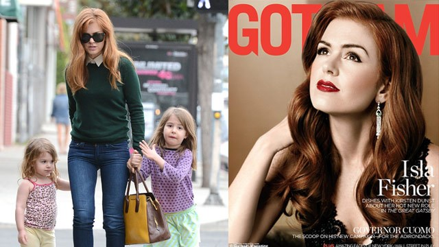 Isla Fisher: You can't have it all, you shouldn't want to