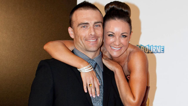 How did Michelle Bridges and Commando Steve REALLY get together
