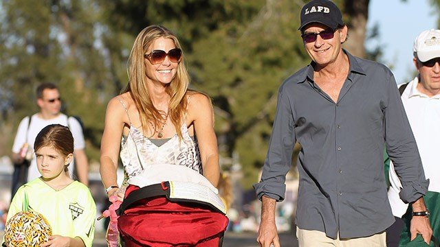 Denise Richards: Why Charlie and I will always be good friends