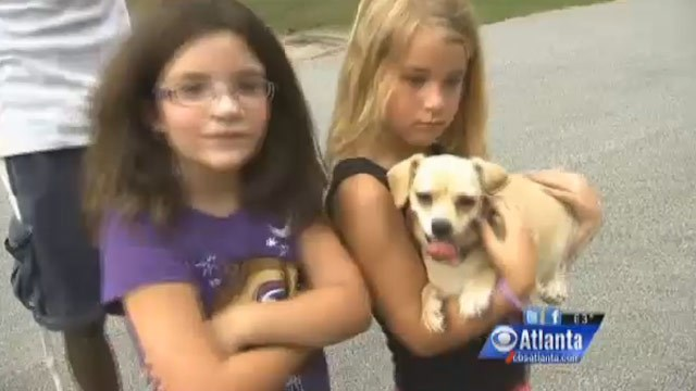 Chihuahua beats police canine unit to missing girls