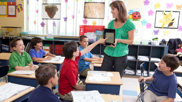 Adult teaching technology using