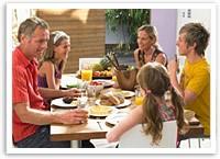 Immune-boosting family meal plan