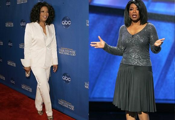 Oprah Skinny 2014 Oprah's yo-yo dieting ...