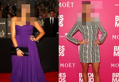 Guess the slimmed down celeb: before and after photos