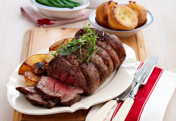 How to cook the perfect roast beef : Woman's Day