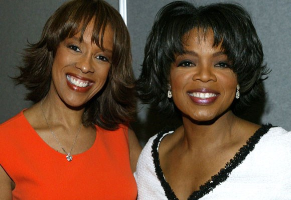 "Since her 20s Oprah has been best friends with American talk show host Gayle King. Gayle is currently also the editor of Oprah's *O* magazine. The pair are so close that rumors were sparked about the pair being lesbians. ""I understand why people think we're gay"", Oprah once said in *O* Magazine. ""There isn't a definition in our culture for this kind of bond between women. So I get why people have to label it - how can you be this close without it being sexual?"""