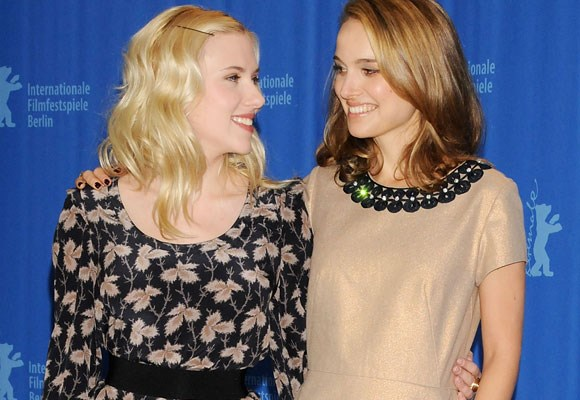 Natalie Portman and Scarlett Johansson sparked a friendship after playing sisters in the movie the *Other Boleyn Girl*.