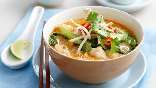 Fish In Coconut Stew Recipes — Dishmaps